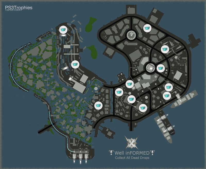 Dead Drops Map 2