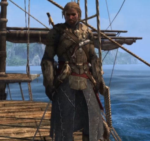 Assassin's Creed 4 Mayan Outfit